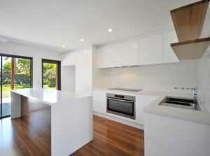Gold Coast Custom Cabinets New Build Kitchen Renovation